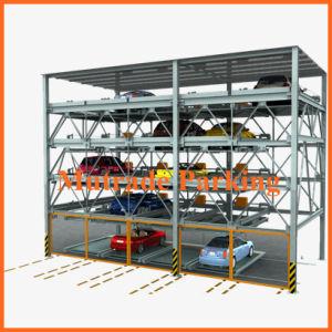 Multi-Floor Automatic Car Parking Lift pictures & photos