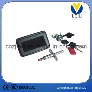China Bus Accessary Outside Swing Door Lock pictures & photos