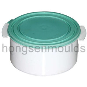 Plastic Lunch Box Mold/Canteen Mold/Injection Mold (YS15098)
