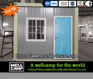 Economic Flat Pack Prefab Container Office House for Sale pictures & photos