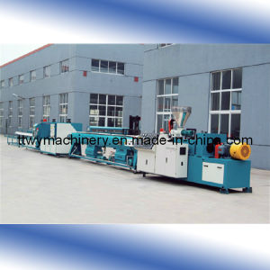 PVC Double Pipe Extruder (Sjsz-51/105) pictures & photos