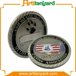 High Quality Customer Design Double-Sided Coin pictures & photos