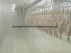 ISO 9001 Full Set of Poultry Slaughter Machine Line pictures & photos