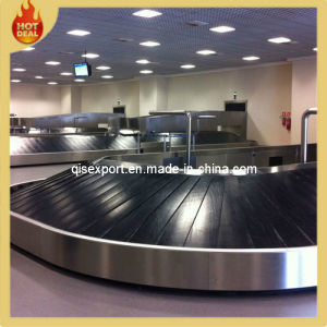 Stainless Steel Straight Airport Belt Conveyor System pictures & photos