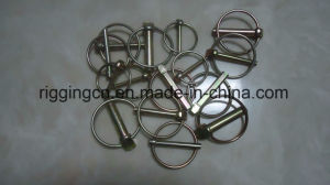 Galvanized U Shape Pipe Clamp for Reinforce pictures & photos