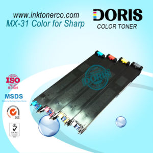 Mx31 Color Copier Toner Mx2600n Mx3100n for Sharp pictures & photos
