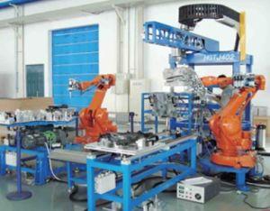Automatic Auto Parts Gasket Machine pictures & photos