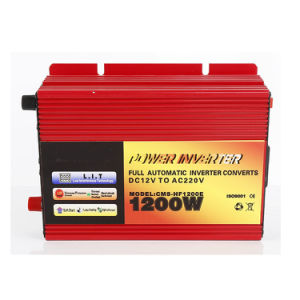 1200W Full Autimatic Inverter Converts DC12V-AC220V pictures & photos