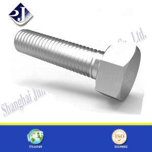 DIN Standard Steel Hex Bolt pictures & photos