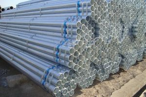 Hot Dipped Galvanized Steel Pipe BS ASTM pictures & photos