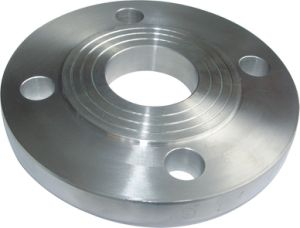 Ductile Iron Casting/Sand Casting/Slip on Flange (HS-GI-016) pictures & photos
