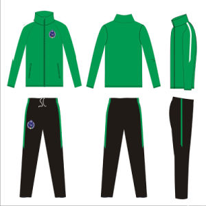 Green Color Sublimated Sports Wear for Clubs and Basketball Team pictures & photos