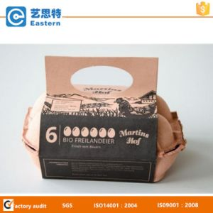 Novelty Kraft Paper Packaging Sleeve for Egg pictures & photos
