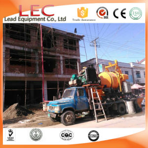 Ljbt30 L1 Construction Concrete Mixer Trailer Pump Price pictures & photos