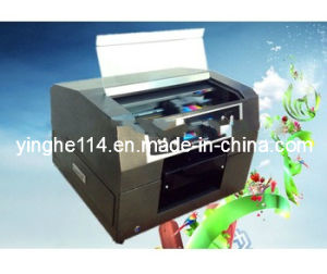 Digital A4 UV Flatbed Printer Yh-2130 pictures & photos