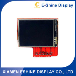 2.8 inch resolution 240X320 high brightness TFT with Capacitive Touch Panel pictures & photos