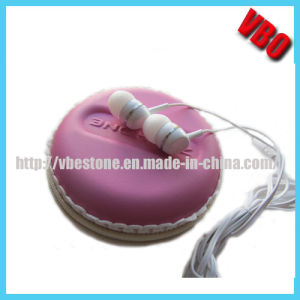 Good Sound MP3 Player Earphone Gift Earphone pictures & photos