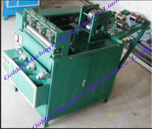 China Stainless Steel Spiral Cleaning Ball Scrubber Scourer Making Machine pictures & photos