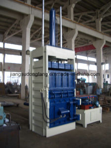 Y82t-40m Vertical Waste Plastic Baler with Ce pictures & photos