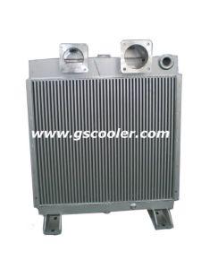 Aluminum Cooler for Piston Compressor pictures & photos
