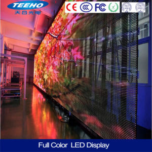 China Full Color LED Display Outdoor/Indoor Curtain LED Display pictures & photos