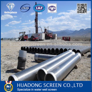 Stainless Steel304L Johnson Screen/Welded Ring V Shape Wedge Wire Screen pictures & photos