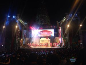 P6 Outdoor Full Color Retal Hanging Stage Show Event Big LED Display pictures & photos