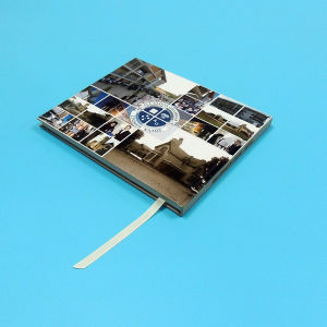 High Quality Fast Production Hard Cover Book Printing