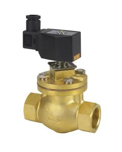 ZCLF Series Steam Solenoid Valve pictures & photos