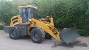 Zl20f Hot Sale Front Wheel Loader with CE pictures & photos