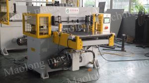 Maolong Label Hydraulic Die Cutting Machine pictures & photos