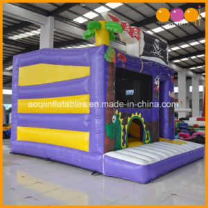 Pirate Theme Slide Inflatable Combo for Kids (AQ708-8) pictures & photos