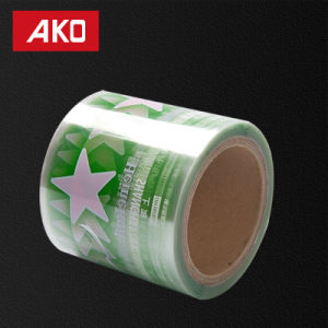 """1""""2"""" (25.4mm*50.8mm) Pet Liner Grease Proofing Adhesive Sticker for Supermarket pictures & photos"""