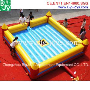 Amusement Playground Mechanical Bull & Surf Board for Sale pictures & photos