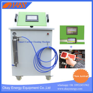CCS1000 Hydrogen Carbon Cleaning Brown Gas Engine Parts Cleaning Machine pictures & photos