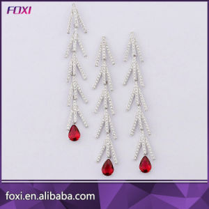 Beautiful Simple Design Pendant and Earrings Fashion Jewelry Sets pictures & photos