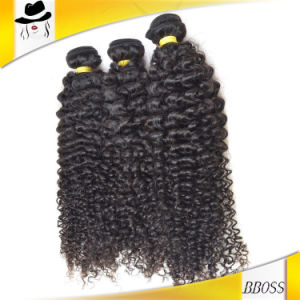 9A Kinky Curly of Brazilian Virgin Hair pictures & photos