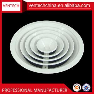 China Suppliers Exhaust Aluminium Round Ceiling Diffuser pictures & photos