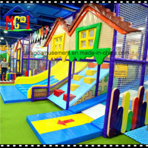Indoor Playground Set Soft Play Zone Naughty Castle Kiddie Rides pictures & photos