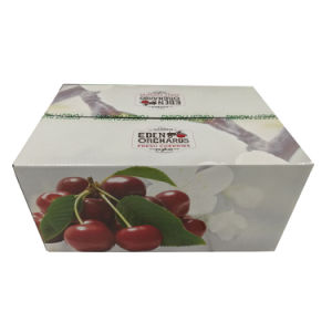 Custom Design Strong Corrugated Fruit Box for Shipping pictures & photos