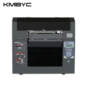 Kmbyc A3 Size UV Rotary Flatbed Printer for Bottle Product pictures & photos