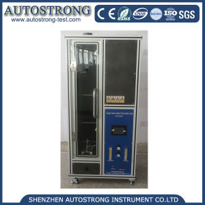 IEC60332-1 Standard Wire and Cable Tester pictures & photos