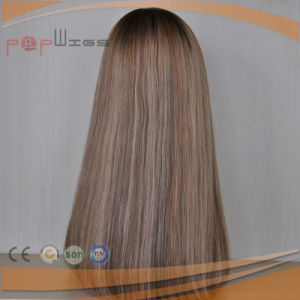 Human Hair Front Lace Wig (PPG-l-01570) pictures & photos