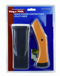 Metal Cutter Knife Aluminium-Alloy Utility Knife pictures & photos