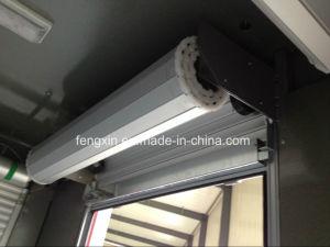 Security Rolling up Automatic Aluminum Door Emergency Truck Equipment pictures & photos
