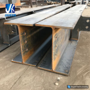 H Beam Hot Rolled Standard Structural Steel H Beam pictures & photos