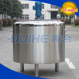 Beverage Agitator Mixing Tank for Food pictures & photos