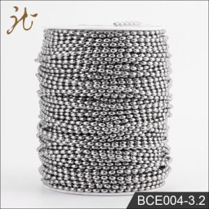 Fashion High Quality 3.2mm Rice Ball Chain on Spool Wholesale pictures & photos