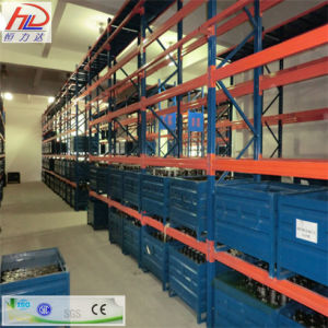 Steel Rack Box Beam Storage Pallet Racking pictures & photos