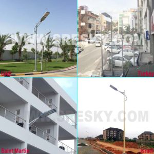 40W All in One Waterproof LED Solar Light for Street Lamp Pole Outdoor Garden pictures & photos